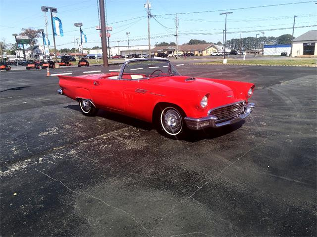 1957 Ford Thunderbird (CC-1464241) for sale in Greenville, North Carolina