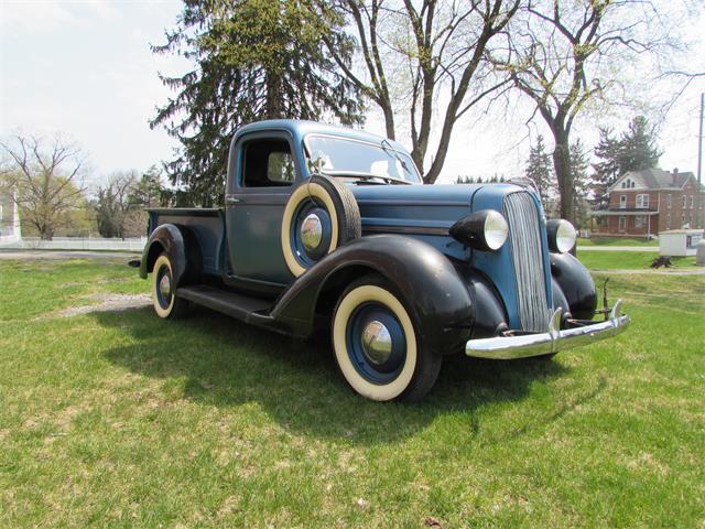 1937 Plymouth PT-50 (CC-1464248) for sale in Carlisle, Pennsylvania
