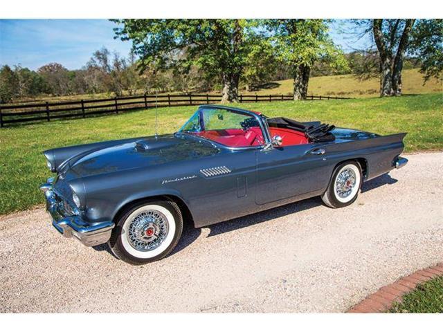 1957 Ford Thunderbird (CC-1464249) for sale in Carlisle, Pennsylvania
