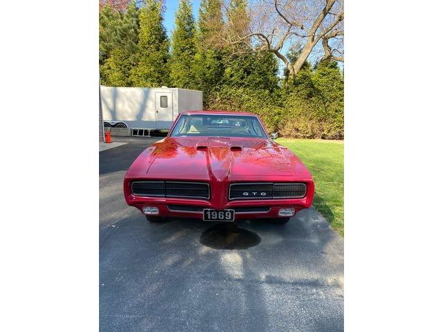 1969 Pontiac GTO (CC-1464253) for sale in Carlisle, Pennsylvania