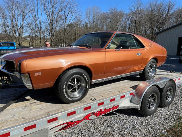 1969 AMC AMX (CC-1464255) for sale in Carlisle, Pennsylvania