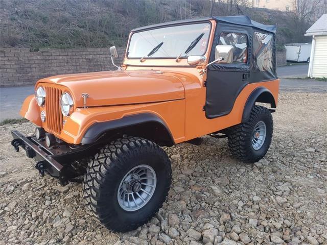 1975 Jeep CJ5 (CC-1464260) for sale in Carlisle, Pennsylvania