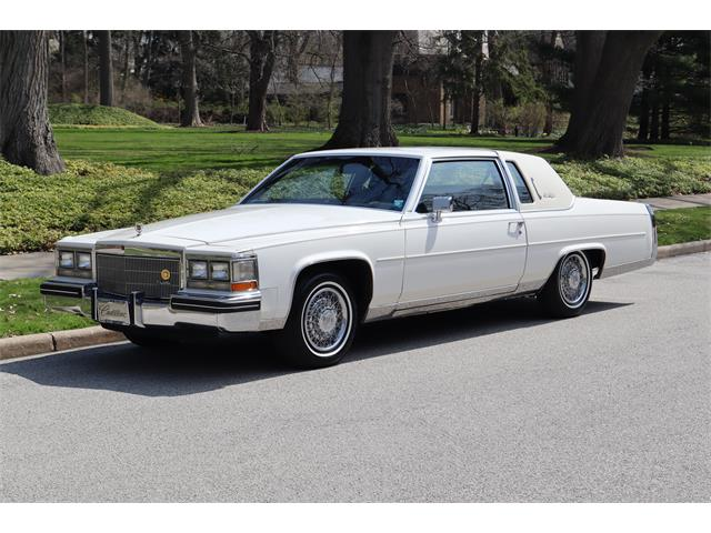 1985 Cadillac Fleetwood Brougham (CC-1464268) for sale in Carlisle, Pennsylvania