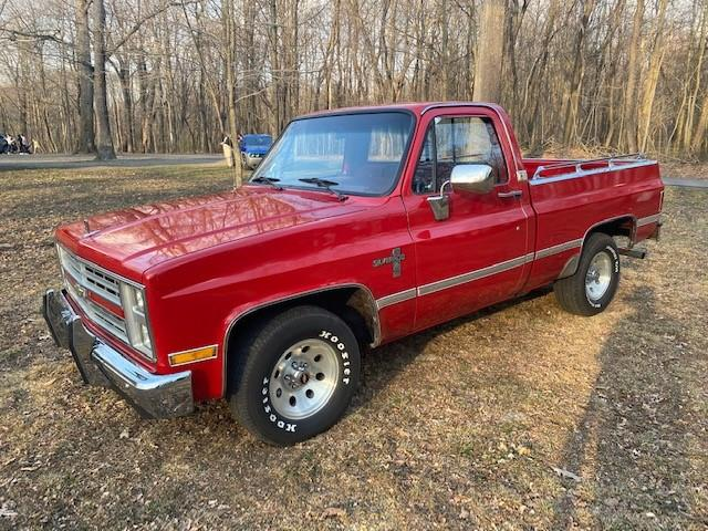 1987 Chevrolet Silverado (CC-1464271) for sale in Carlisle, Pennsylvania