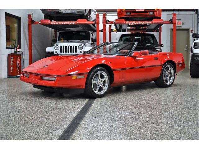 1988 Chevrolet Corvette (CC-1464298) for sale in Plainfield, Illinois