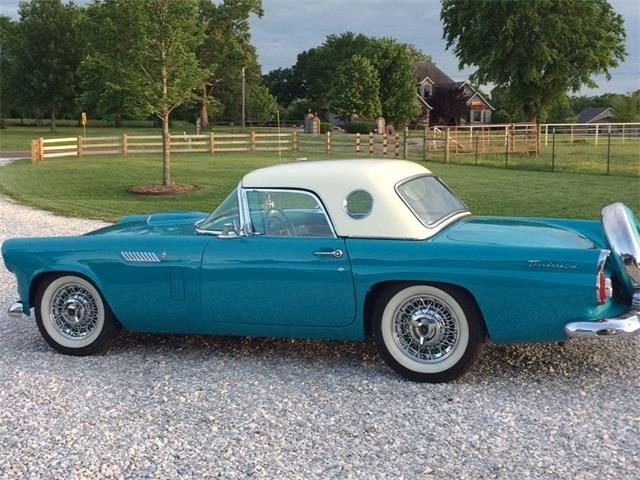 1956 Ford Thunderbird (CC-1464319) for sale in Bentonville, Arkansas
