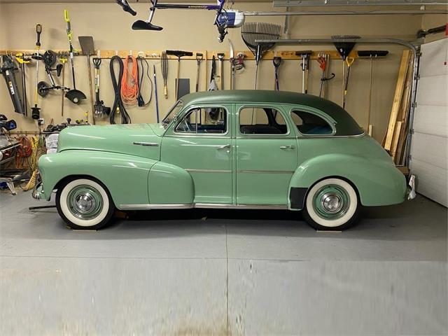 1947 Chevrolet Fleetmaster (CC-1464326) for sale in Edmonton, Alberta