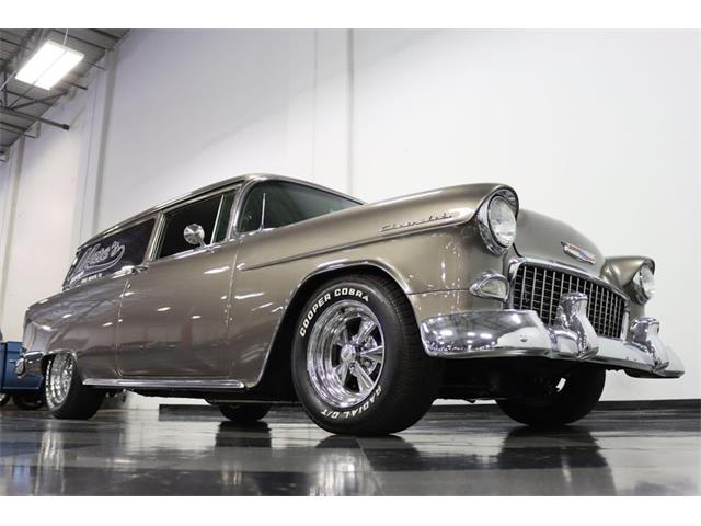 1955 Chevrolet Sedan Delivery (CC-1464331) for sale in Cygnet, Ohio