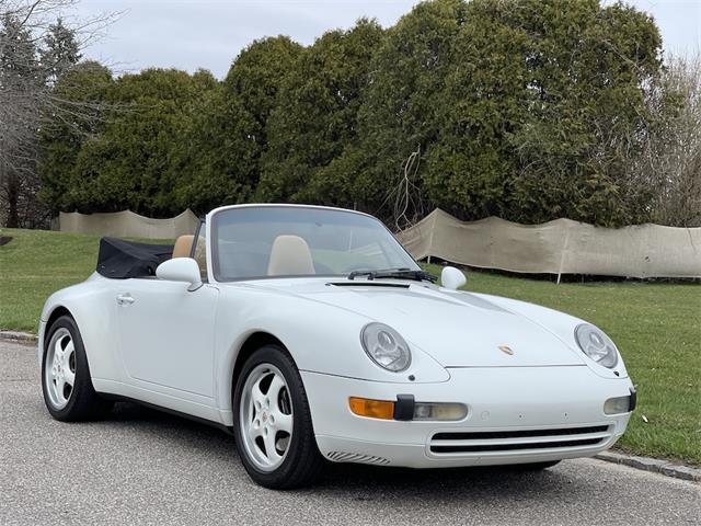 1996 Porsche 911 Carrera (CC-1464342) for sale in Southampton, New York
