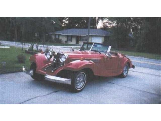 1934 Mercedes-Benz 500K (CC-1464347) for sale in Cadillac, Michigan
