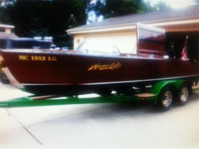 1938 Miscellaneous Boat (CC-1464363) for sale in Cadillac, Michigan