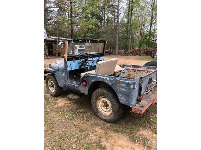 1965 Jeep Automobile (CC-1464365) for sale in Cadillac, Michigan