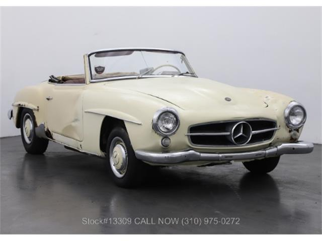 1962 Mercedes-Benz 190SL (CC-1464369) for sale in Beverly Hills, California