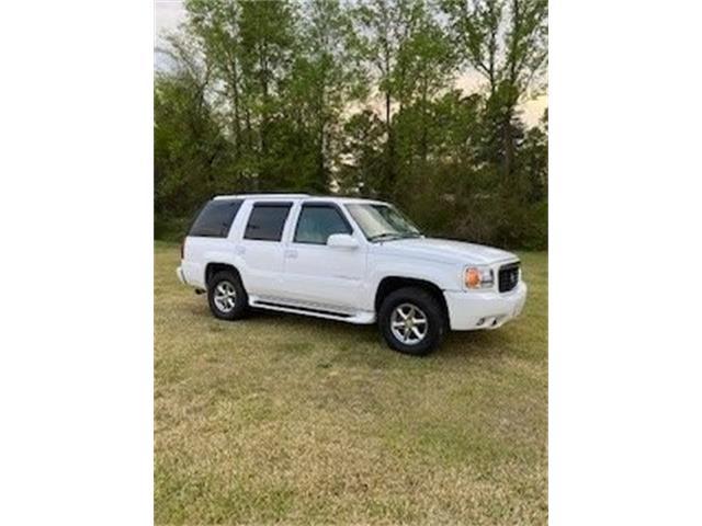 2000 Cadillac Escalade (CC-1464371) for sale in Greensboro, North Carolina