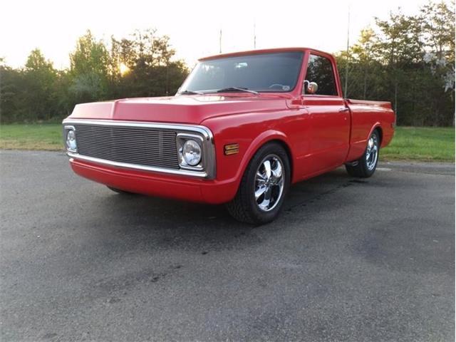 1969 Chevrolet C10 (CC-1464372) for sale in Greensboro, North Carolina