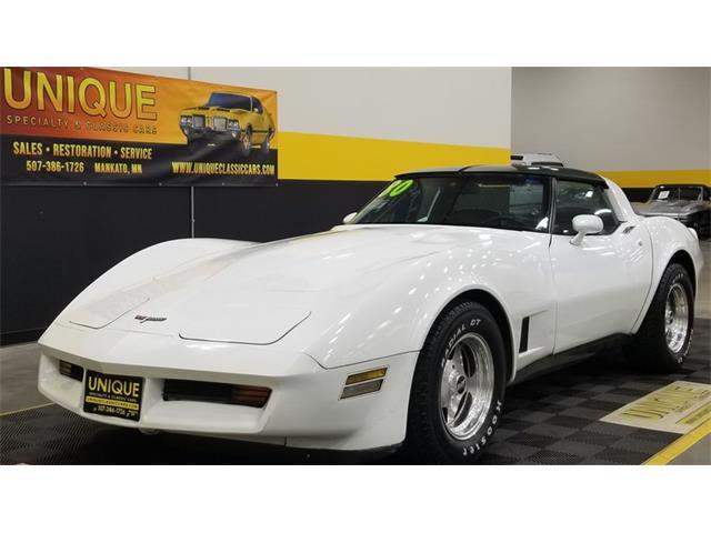1980 Chevrolet Corvette (CC-1464375) for sale in Mankato, Minnesota