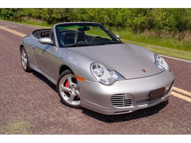 2004 Porsche 996 (CC-1464380) for sale in St. Louis, Missouri