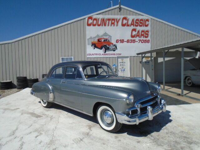 1950 Chevrolet Deluxe (CC-1464381) for sale in Staunton, Illinois
