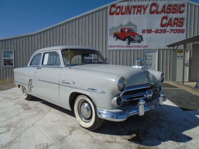 1952 Ford Customline (CC-1464383) for sale in Staunton, Illinois