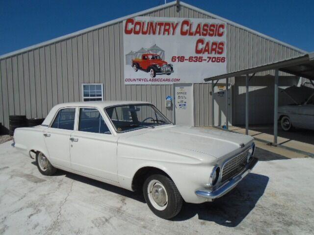 1963 Plymouth Valiant (CC-1464385) for sale in Staunton, Illinois