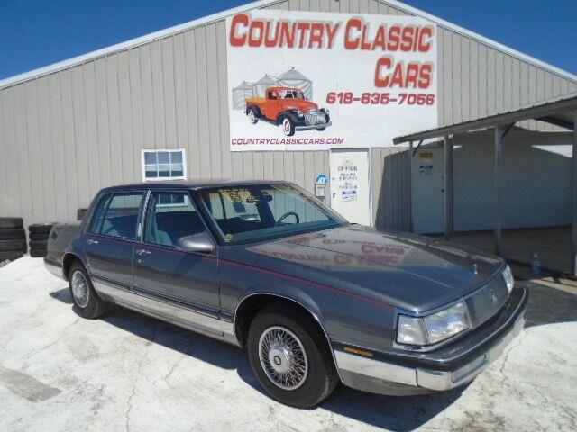 1988 Buick Park Avenue (CC-1464387) for sale in Staunton, Illinois