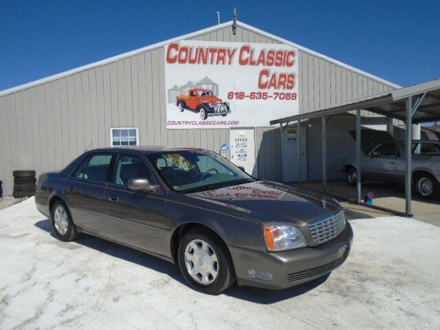 2002 Cadillac DeVille (CC-1464388) for sale in Staunton, Illinois
