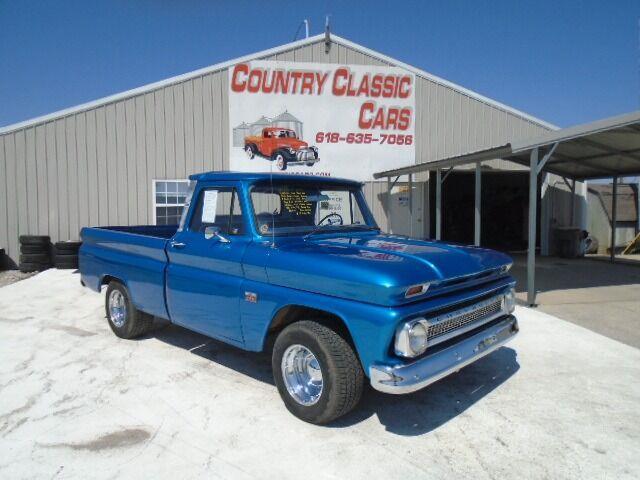 1966 Chevrolet C/K 10 (CC-1464391) for sale in Staunton, Illinois