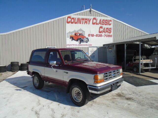 1989 Ford Bronco II (CC-1464395) for sale in Staunton, Illinois