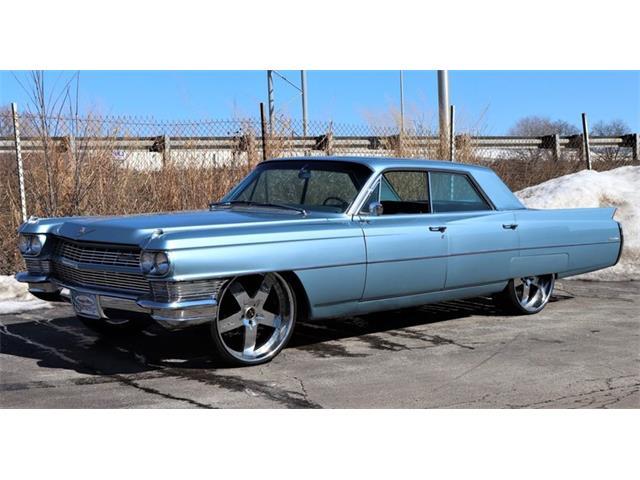 1964 Cadillac DeVille (CC-1464402) for sale in Alsip, Illinois