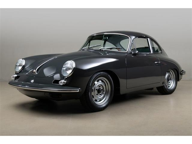 1964 Porsche 356 (CC-1464403) for sale in Scotts Valley, California