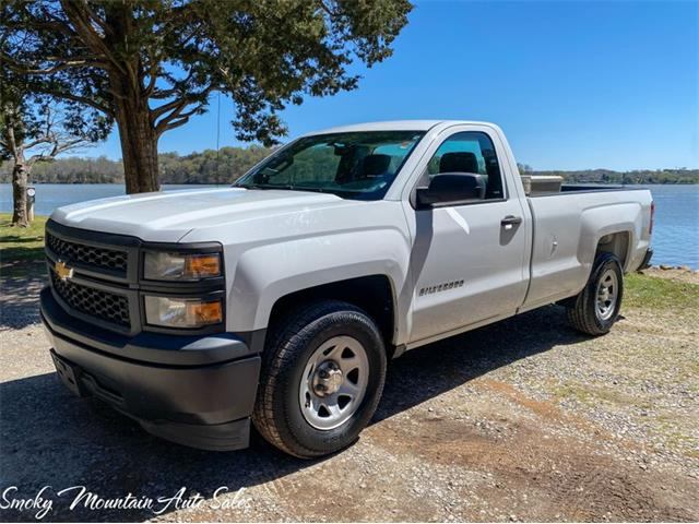 2014 Chevrolet Silverado (CC-1464406) for sale in Lenoir City, Tennessee