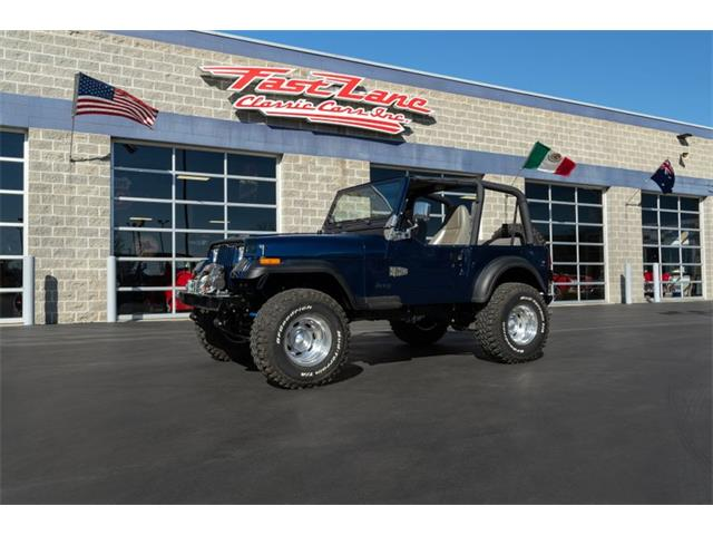 1995 Jeep Wrangler (CC-1464409) for sale in St. Charles, Missouri