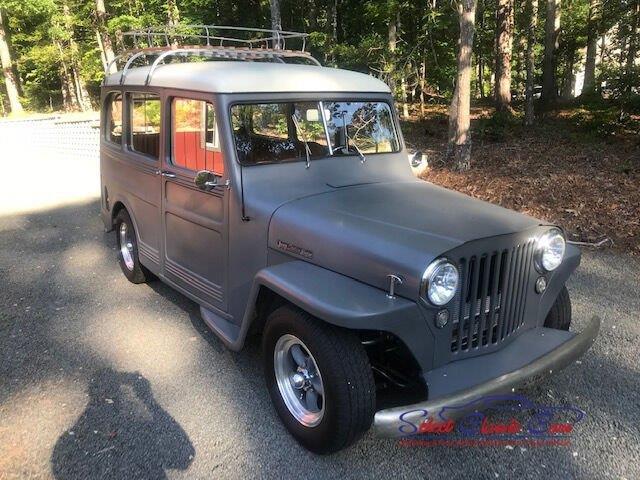 1948 Jeep Overlander (CC-1464411) for sale in Hiram, Georgia