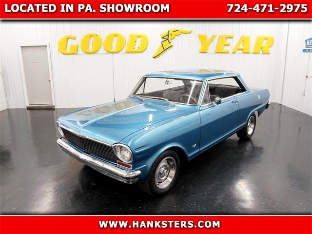 1964 Chevrolet Nova (CC-1464412) for sale in Homer City, Pennsylvania