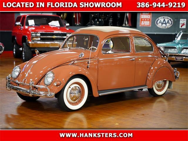 1957 Volkswagen Beetle (CC-1464413) for sale in Homer City, Pennsylvania
