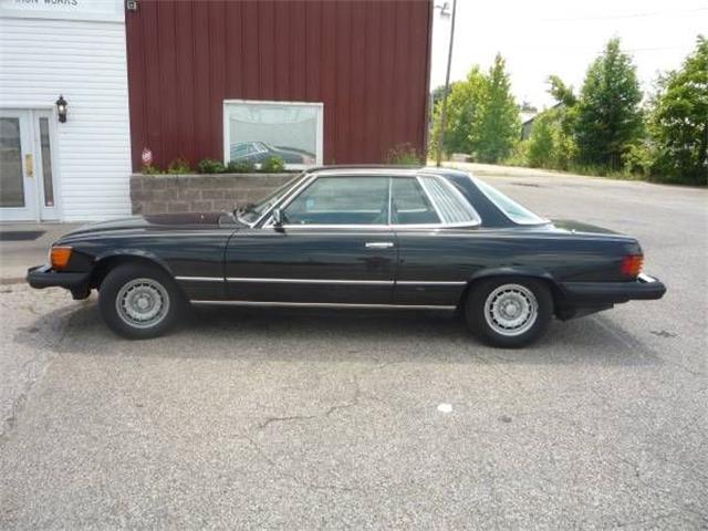 1981 Mercedes-Benz 380SLC (CC-1464418) for sale in Cadillac, Michigan