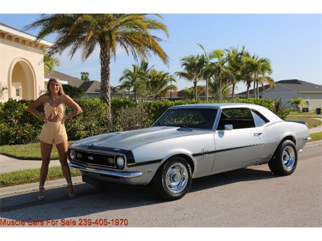 1968 Chevrolet Camaro (CC-1460442) for sale in Fort Myers, Florida