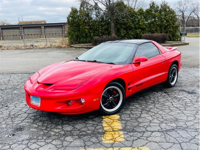 1998 Pontiac Firebird (CC-1464427) for sale in Mundelein, Illinois