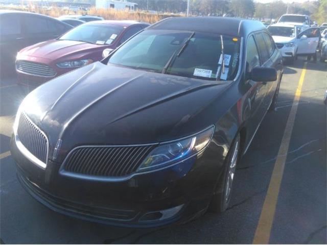 2014 Lincoln 4-Dr Sedan (CC-1464429) for sale in Cadillac, Michigan
