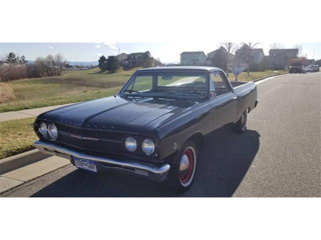1965 Chevrolet El Camino (CC-1464432) for sale in Cadillac, Michigan