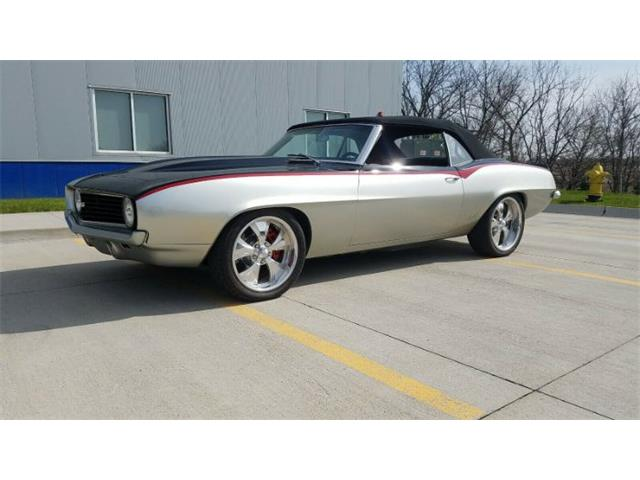 1969 Chevrolet Camaro (CC-1464433) for sale in Cadillac, Michigan