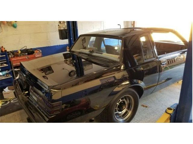 1987 Buick Grand National (CC-1464439) for sale in Cadillac, Michigan