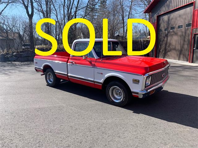 1971 Chevrolet C10 (CC-1464462) for sale in Annandale, Minnesota