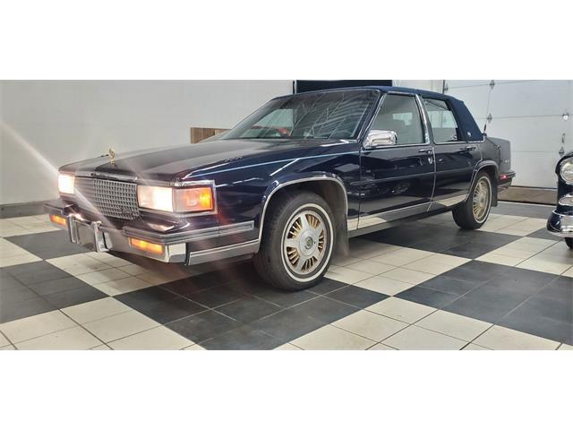 1988 Cadillac Sedan DeVille (CC-1464464) for sale in Annandale, Minnesota
