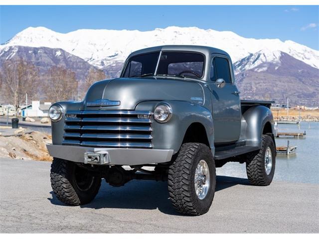 1950 Chevrolet 3100 (CC-1464473) for sale in Orem, Utah