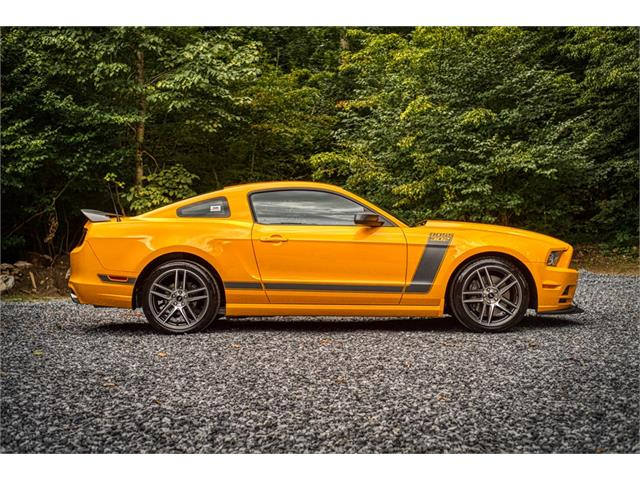 2013 Ford Mustang Boss 302 (CC-1464477) for sale in Saratoga Springs, New York