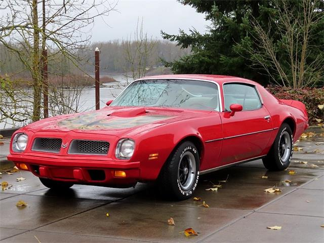 1974 Pontiac Firebird (CC-1464482) for sale in Gladstone, Oregon