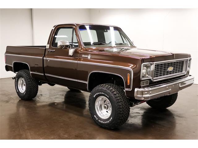 1975 Chevrolet K-10 (CC-1464488) for sale in Sherman, Texas