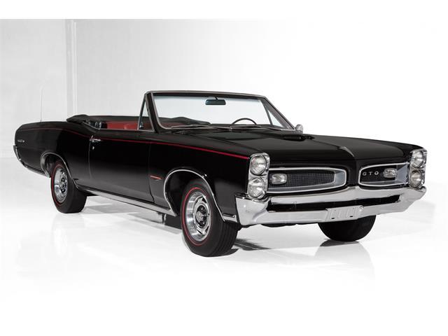 1966 Pontiac GTO (CC-1464493) for sale in Des Moines, Iowa