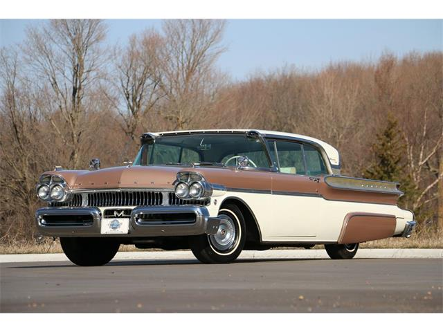 1957 Mercury Turnpike (CC-1464510) for sale in Stratford, Wisconsin